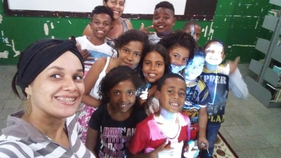Biblioteca Monteiro Lobato será beneficiada com convênio assinado com a Fundação Pedro Calmon