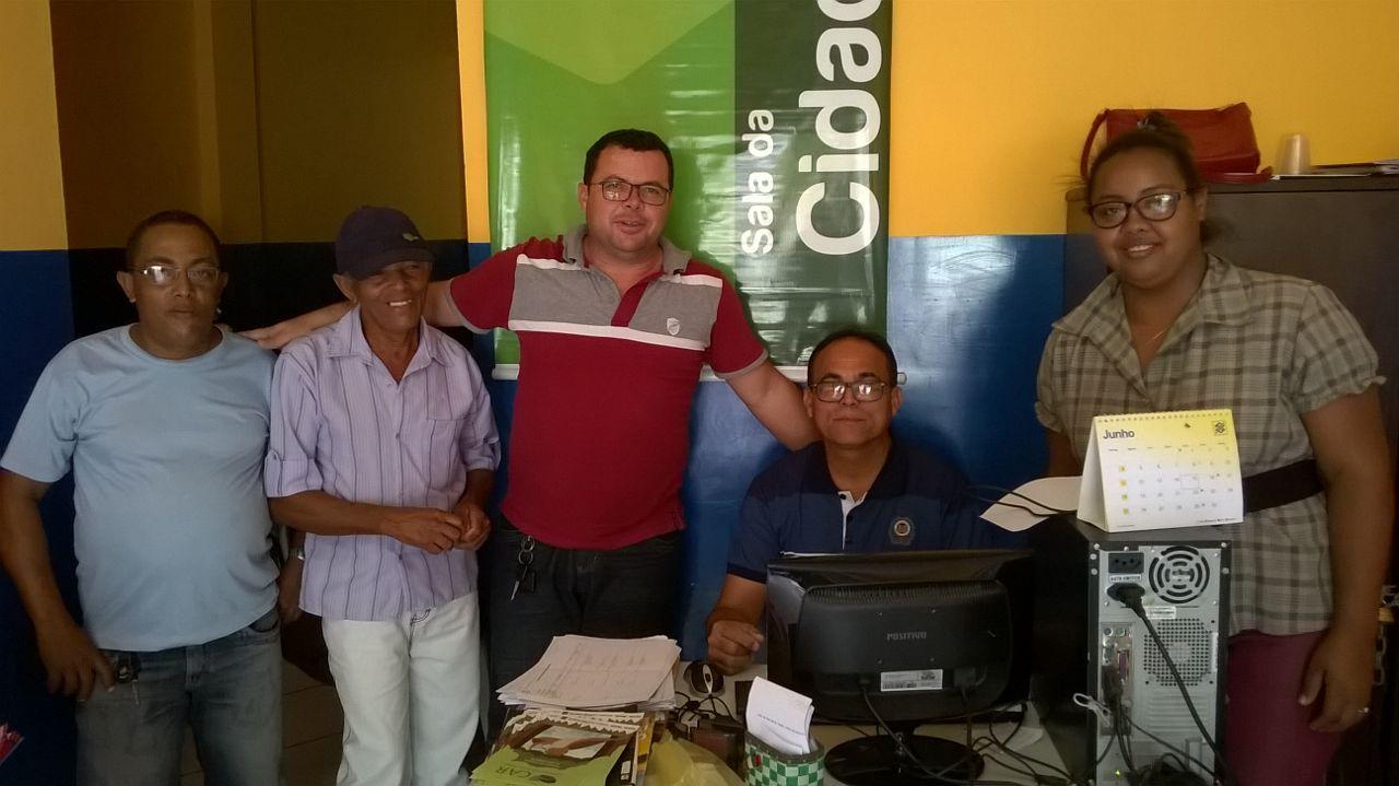 Prefeitura de Boa Vista do Tupim e Bahiater realizam emissão de DAP para pequenos agricultores