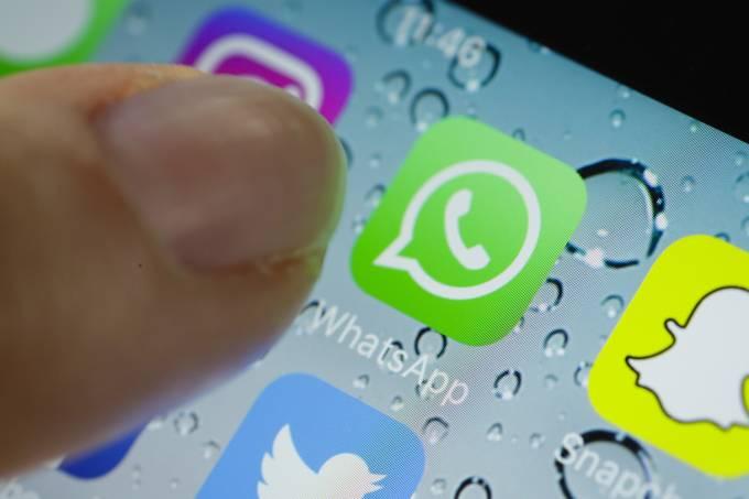Versão do Whatsapp tem publicação temporária, como no Snapchat