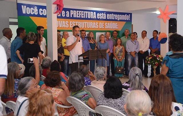 Pablo Barrozo participa de inauguração da Central de Regulação, Central de Abastecimento Farmacêutico e Programa Idade Viva em Barreiras