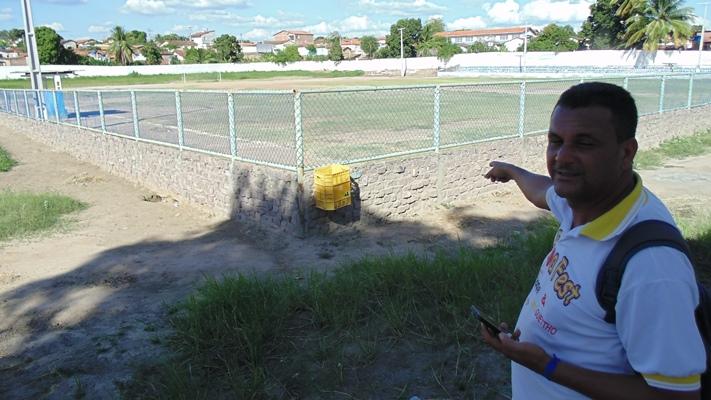 Seleção de Boa Vista do Tupim já está preparada para enfrentar o seu segundo desafio na Copa Chapada Forte