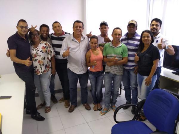 Prefeito de Boa Vista do Tupim, confirma Festa dos Vaqueiros para os dias 01 e 02 de dezembro