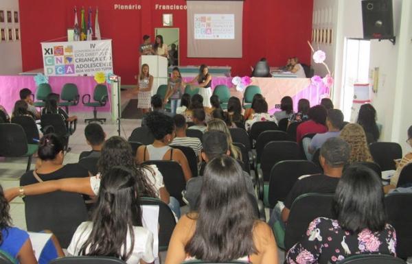 Criança e Adolescente é tema de conferência municipal em Boa Vista do Tupim