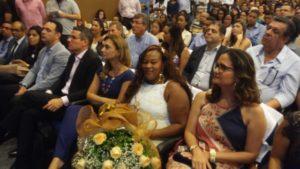 Prefeito de Boa Vista do Tupim participa de evento do FNDE EM AÇÃO