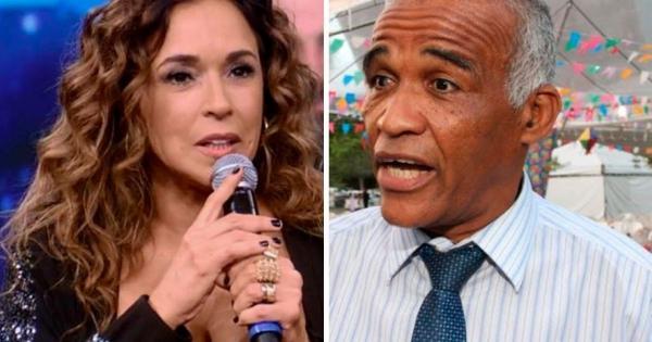 Isidório não comparece a audiência de conciliação com Daniela Mercury.