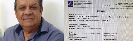 Prefeito de Boa Vista do Tupim tem celular clonado e registra queixa na Delegacia