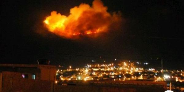 A ajuda que veio do Céu: Chuva apaga incêndio na Serra do Orobó em Ruy Barbosa nesta quarta-feira de cinzas.