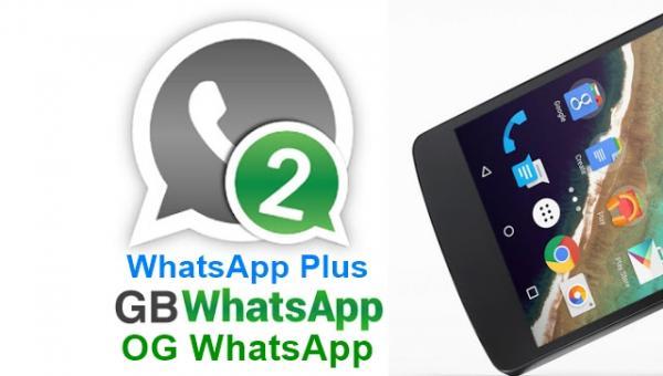 WhatsApp suspenderá todos os usuários que não usam o aplicativo oficial.