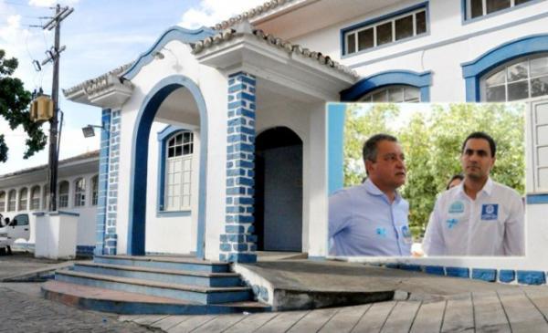Governador Rui Costa vai assinar convênio juntamente com o Prefeito Ricardo Mascarenhas para reforma do Hospital Regional Itaberaba nesta sexta-feira (22).