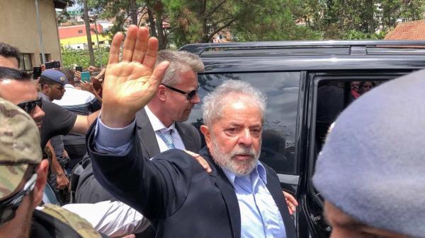 Ex-presidente Lula (PT) completa 1 ano na prisão da Operação Lava Jato.