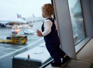 Desembargador do TJ-BA esclarece mudanças em regras de viagem com crianças.