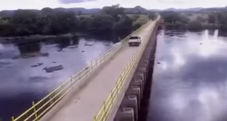 Prefeito Adelson Oliveira realiza sonho da população de João Amaro e inaugura neste sábado a reconstrução da ponte de mais de R$ 1,5 milhão