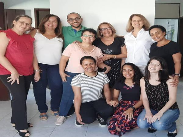 Alunos da Fundação Getúlio Vargas,  reúnem-se com prefeito de Boa Vista do Tupim, para  conhecer projetos inovadores na Educação