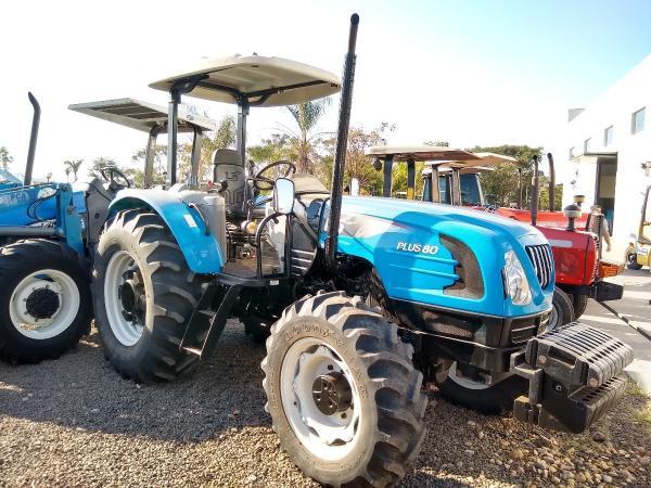 Através de emenda do ex-deputado Jutahy Magalhães Junior, o município de Boa Vista do Tupim recebe um trator com implementos agrícolas