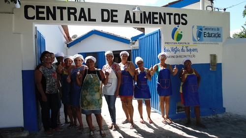 Prefeitura de Boa Vista do Tupim reativa Central de Alimentos e fornece merenda escolar com qualidade