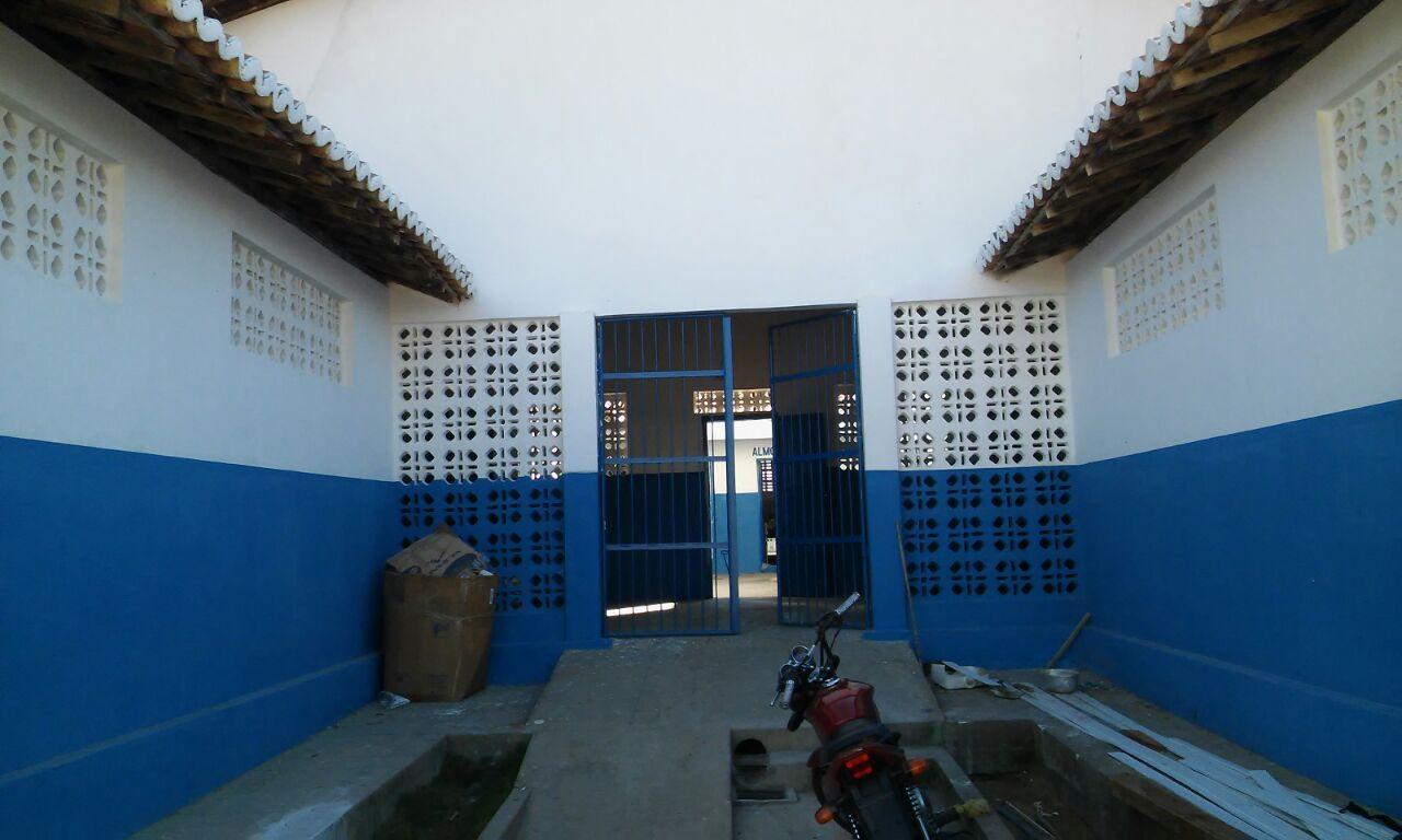 Povoado de Terra Boa receberá escola com condições dignas para os alunos estudarem
