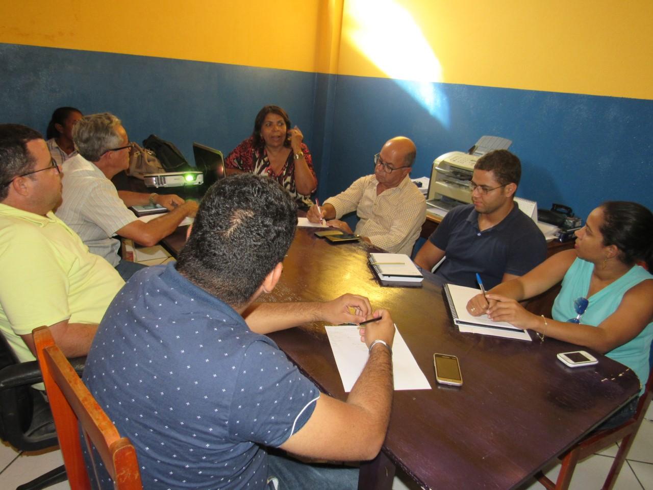Boa Vista do Tupim assina termo de adesão ao Serviço Municipal de Apoio à Agricultura Familiar