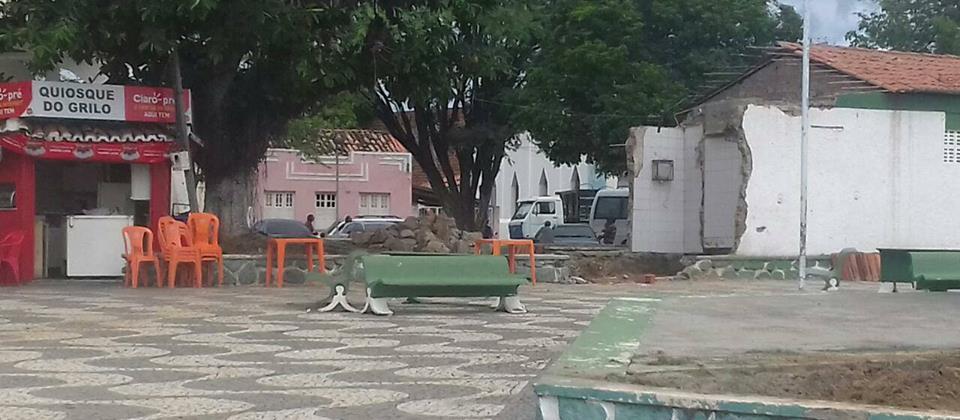Praça Ruy Barbosa vai ser totalmente reformada em Boa Vista