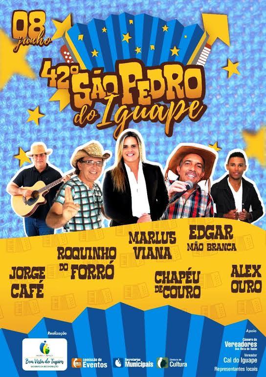 Final de Semana terá o tradicional São Pedro do Iguape