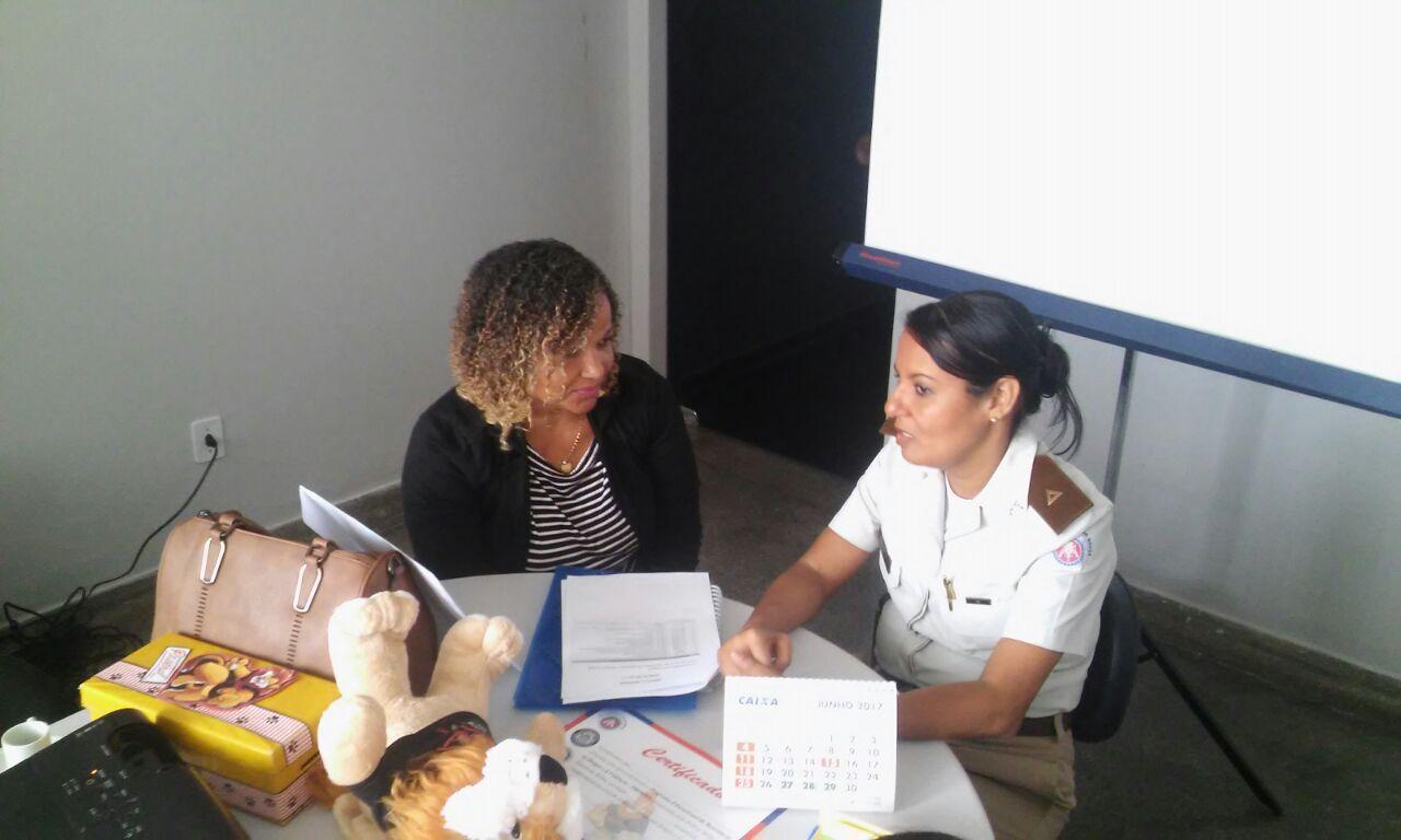 Parceria entre Prefeitura de Boa Vista do Tupim e Policia Militar vai levar Programa Educacional de Resistência às Drogas e à Violência para sala de aula