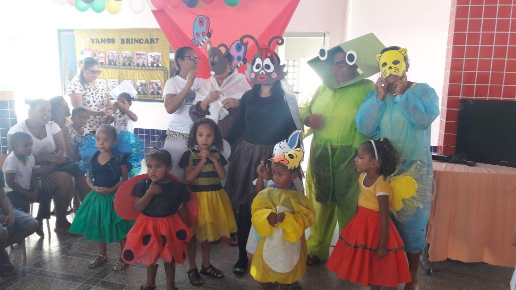 Estímulo à leitura é a proposta de projetos das escolas de Boa Vista do Tupim