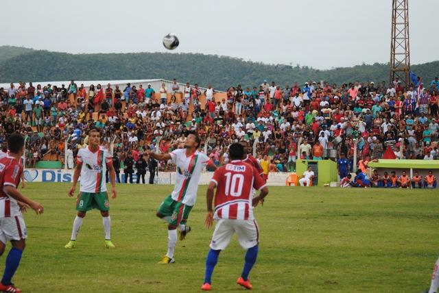 Arbitragem do jogo de estréia entre Itaberaba x Ipirá é divulgada pela Federação