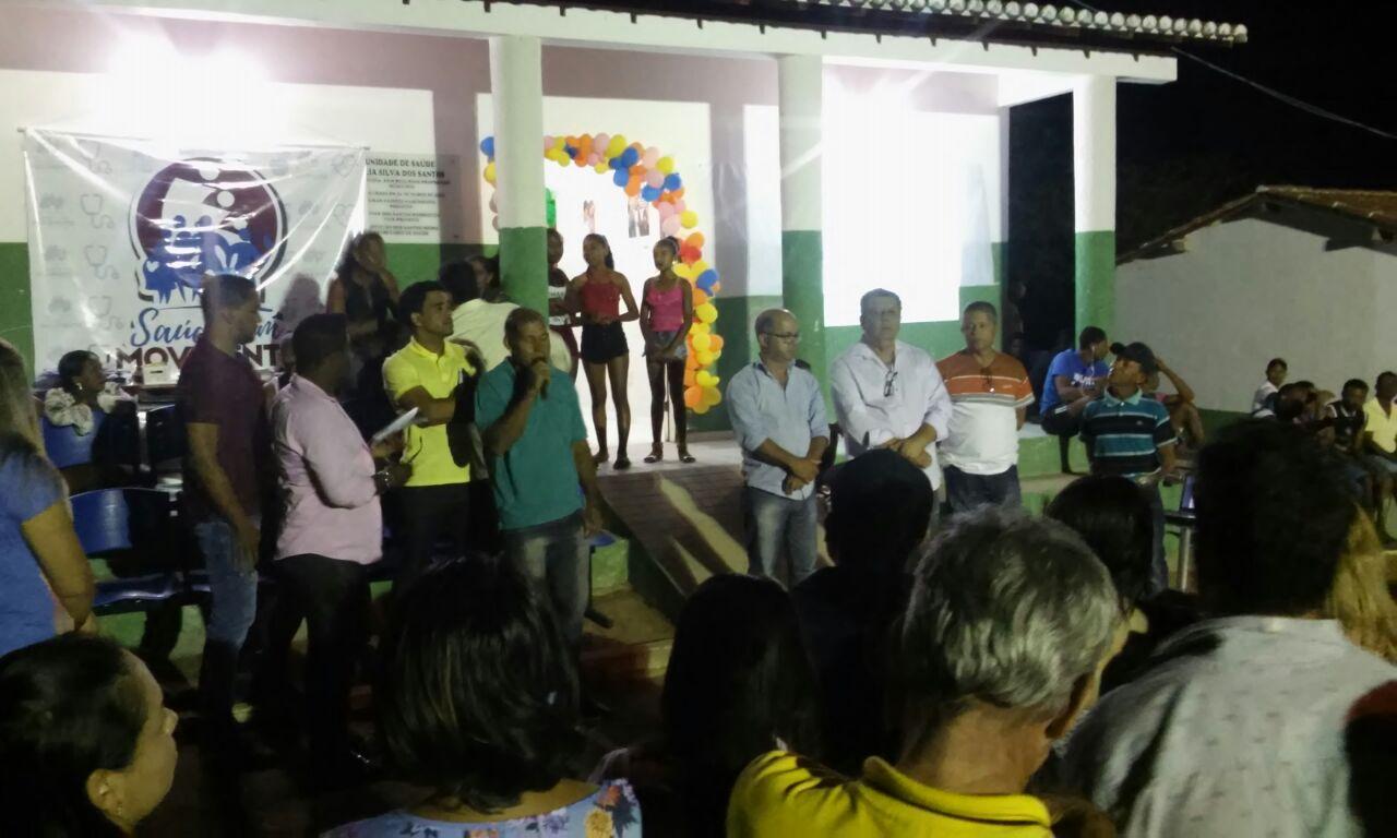 Posto de Saúde das Trezentas é reaberto pelo Governo da Reconstrução
