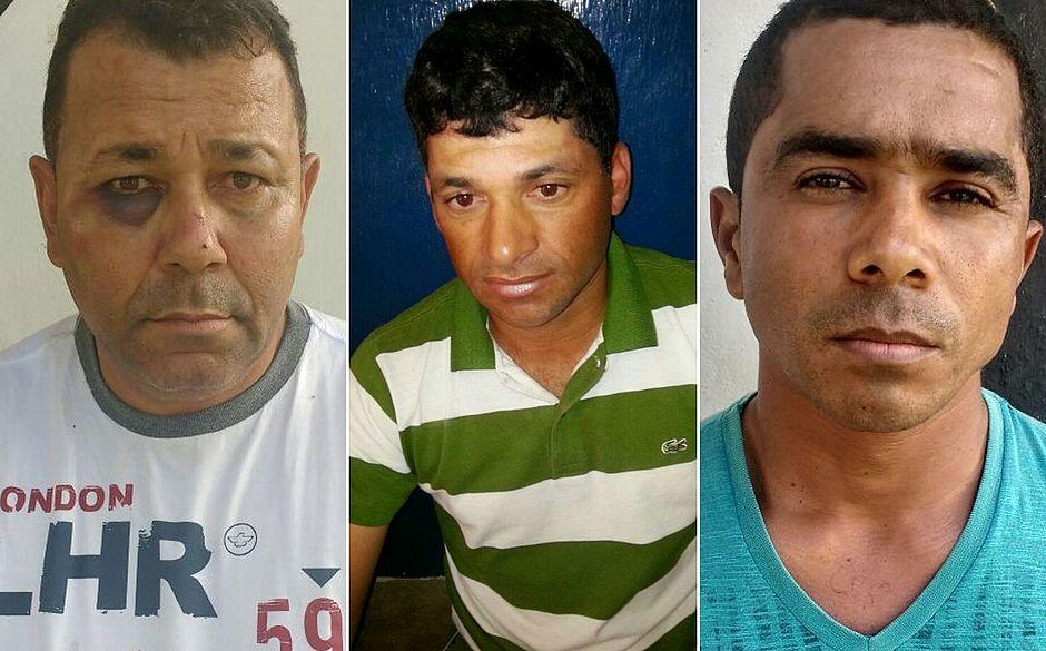 Polícia prende quadrilha suspeita de matar políticos na Bahia e Sergipe