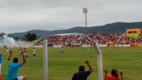 Seleção de Itaberaba enfrenta Conceição do Coite neste domingo no Estádio da Primavera