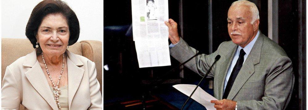 Pablo Barrozo lamenta a morte de d. Arlette Magalhães