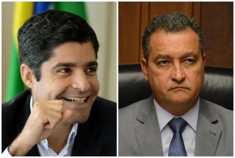 Acm Neto tem mais que o dobro de intenções de votos que Ruy Costa em pesquisa