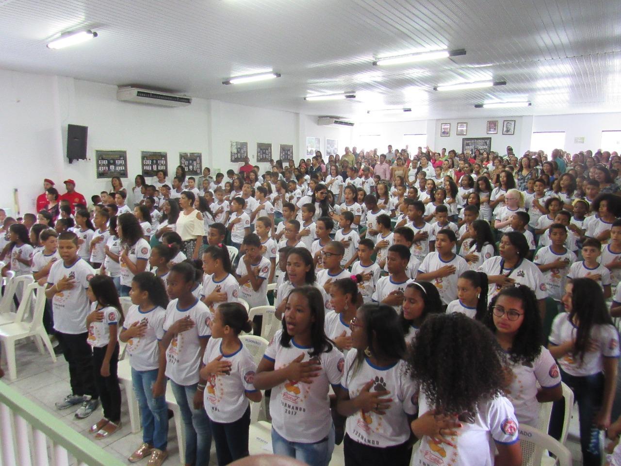 Prefeitura e Polícia Militar realizam formatura do Proerd em Boa Vista do Tupim
