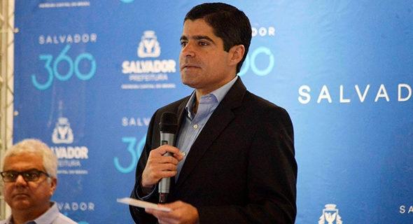ACM Neto será confirmado na presidência nacional do DEM durante convenção