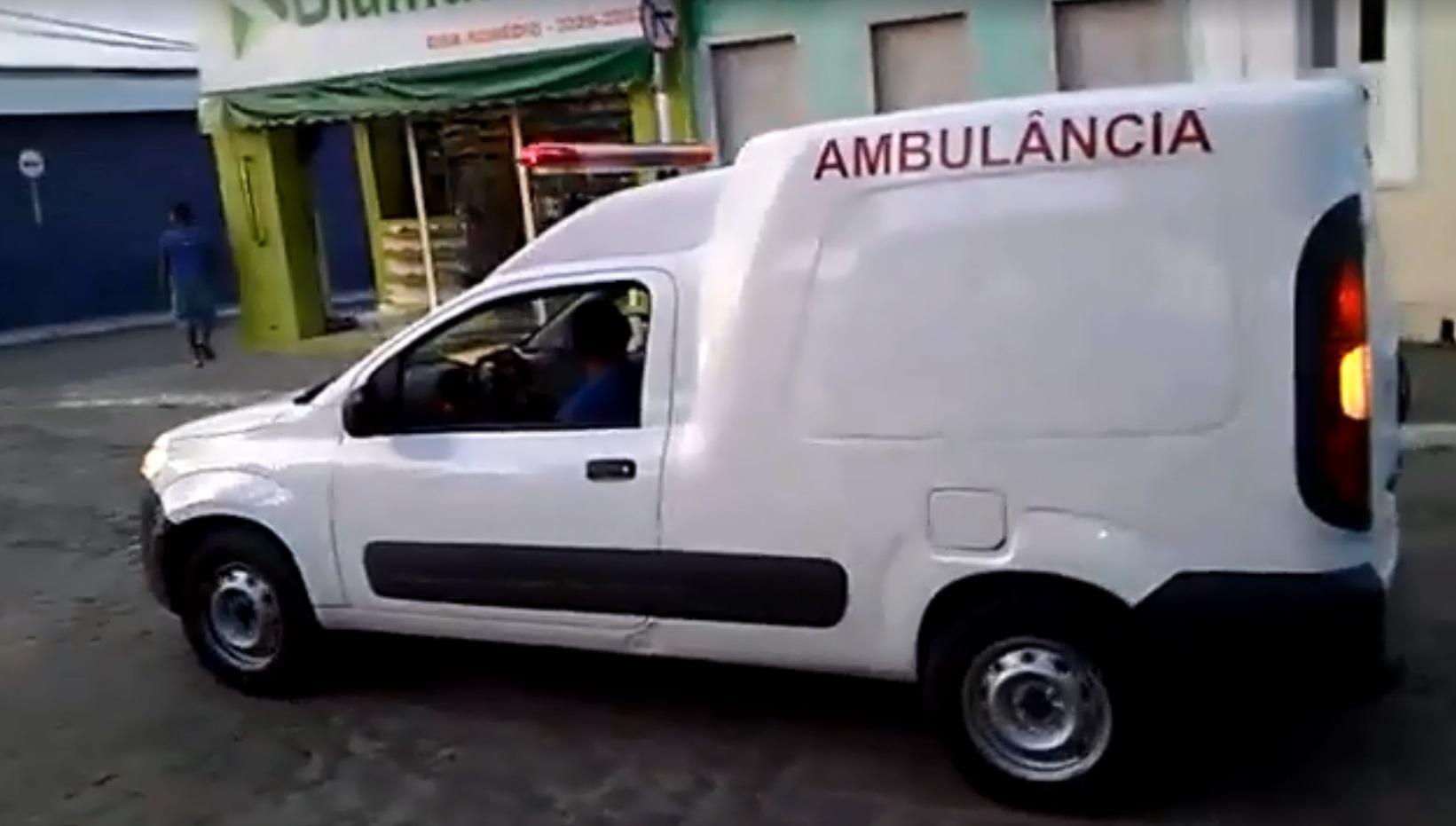 Prefeitura de Boa Vista do Tupim adquire segunda ambulância com recursos próprios