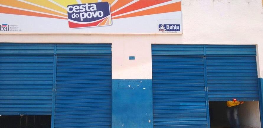 Governo petista vai leiloar Cesta do Povo na próxima segunda-feira em Salvador