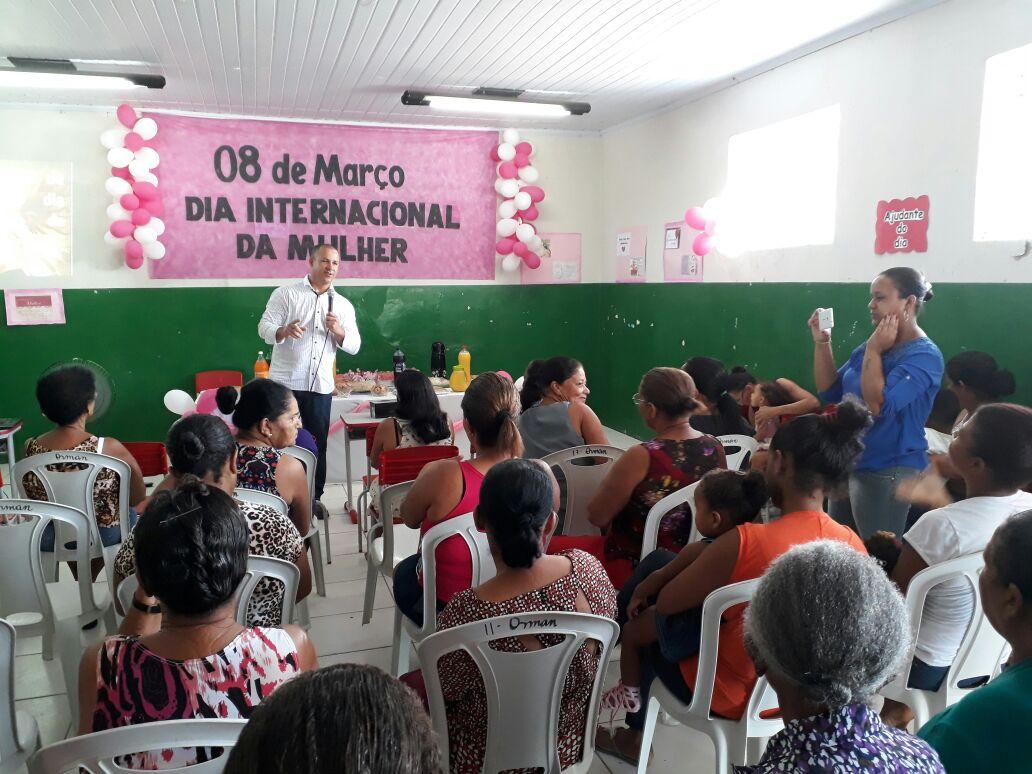 UBS do Iguape comemora Dia Internacional da Mulher