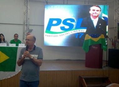 Zé Ronaldo recebe apoio de grupo que apoia Bolsonaro na Bahia