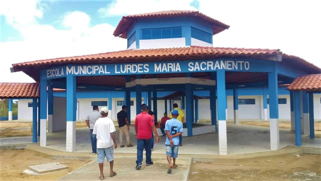 Prefeitura vai inaugurar mais uma escola na zona rural de Boa Vista do Tupim