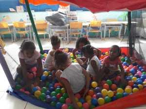 Escolas municipais de Boa Vista do Tupim comemoram o Dia das Crianças