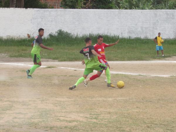 Uma partida emocionante entre Macambira e Real