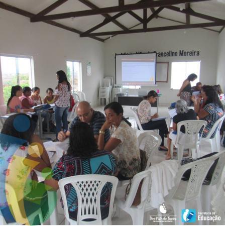 Equipe Técnica do ICEP e Fundação Itaú visitam Boa Vista do Tupim para acompanhar processo de formação dos professores