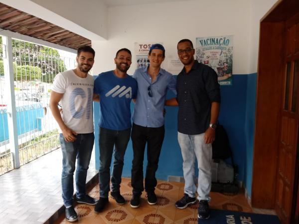 Saúde começa a receber profissionais que substituirão cubanos do Mais Médicos em Boa Vista do Tupim