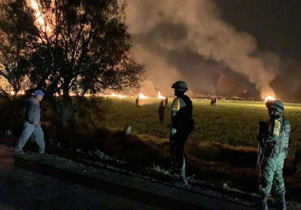 Furto de combustível causou explosão que matou ao menos 66 pessoas.