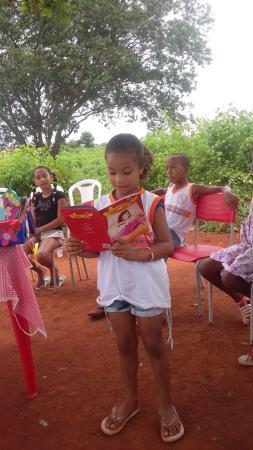 Incentivo a leitura