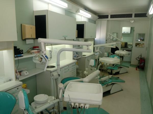 Imagens da Unidade de Odontologia do SESC