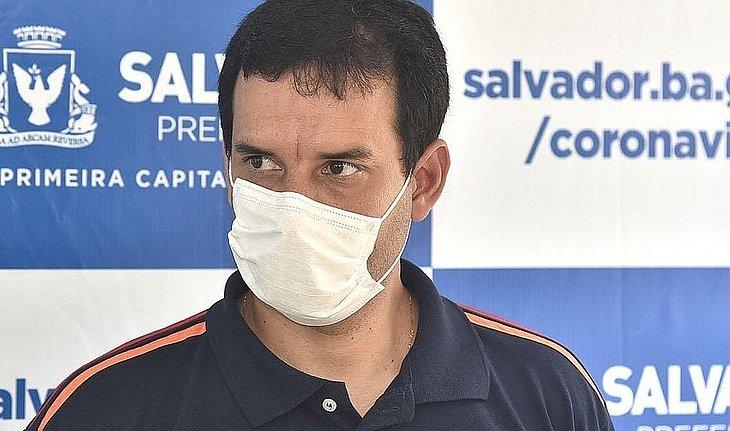 Secretário de Saúde de Salvador, Leo Prates volta a testar negativo para coronavírus