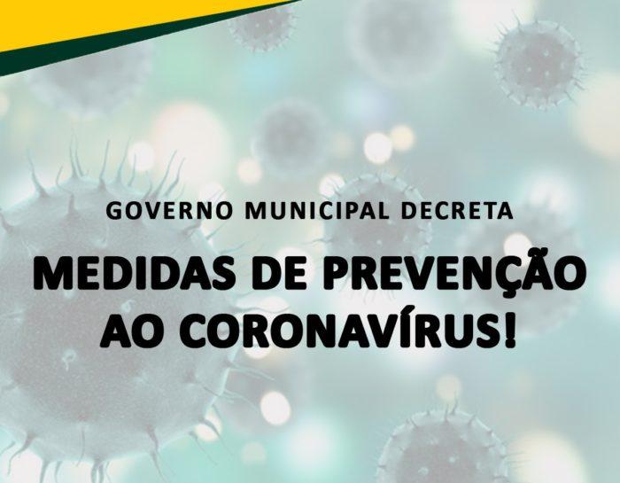 Decreto da prefeitura restringe circulação de pessoas em Boa Vista do Tupim